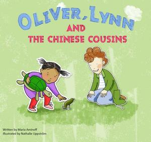Oliver, Lynn and the Chinese cousins